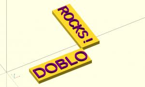 doblo-write